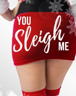 You Sleigh Me